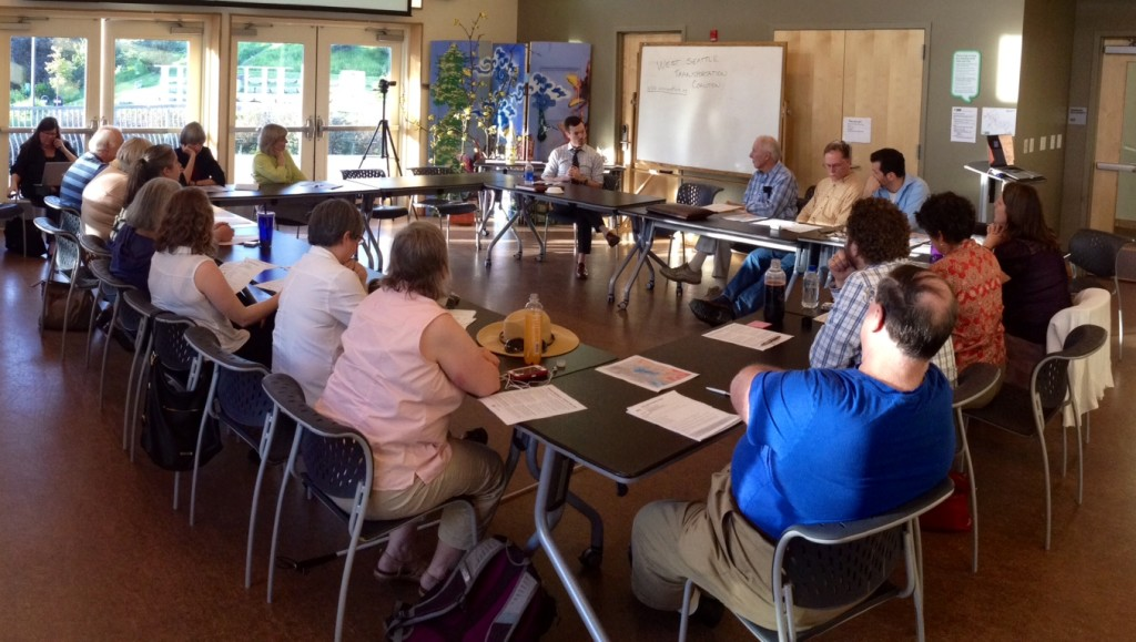 WSTC Meeting, May 2014