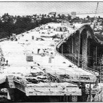 Bridge rebuild, 1983